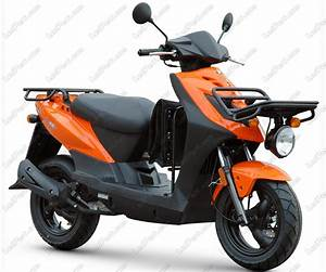 Phares Additionnels Led Pour Scooter Kymco Agility 50 Carry