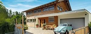Modernes Landhaus Bauen : kundenhaus augsburg ein holzhaus im modernen stil bauen sie ihr holzhaus ~ Bigdaddyawards.com Haus und Dekorationen