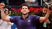 Dominic Thiem is the 2019 Barcelona Open champion! - YouTube