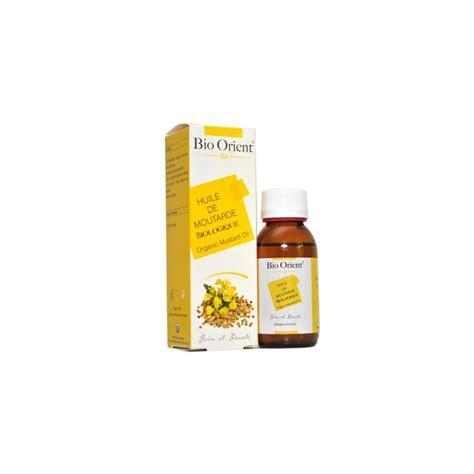 huile de moutarde cuisine huile végétale de moutarde bio 90ml bio orient