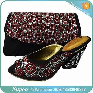 High Quality Stylish Women High Heel Italian Shoes With