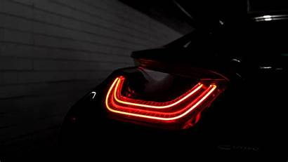 Bmw I8 Electric Parking Lot Tailights Vehicle