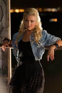 Julianne Hough as Sherrie Rock of Ages