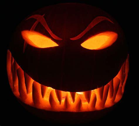 cool creative scary halloween pumpkin carving