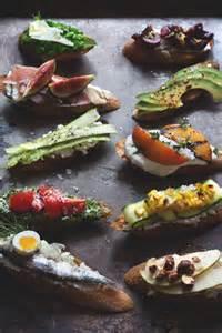 Summer Crostini Recipes