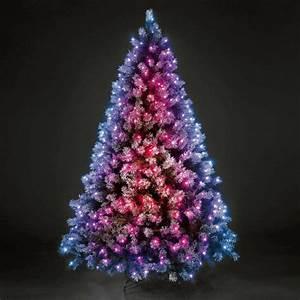 Geschmückte Weihnachtsbäume Christbaum Dekorieren : weihnachtsbaum mit beleuchtung 40 unikale fotos ~ Markanthonyermac.com Haus und Dekorationen