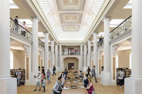 state library victoria redevelopment unveiled architectureau