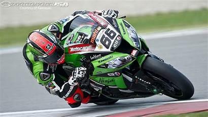 Superbike Kawasaki Wsbk Wallpapers Racing Team Sykes