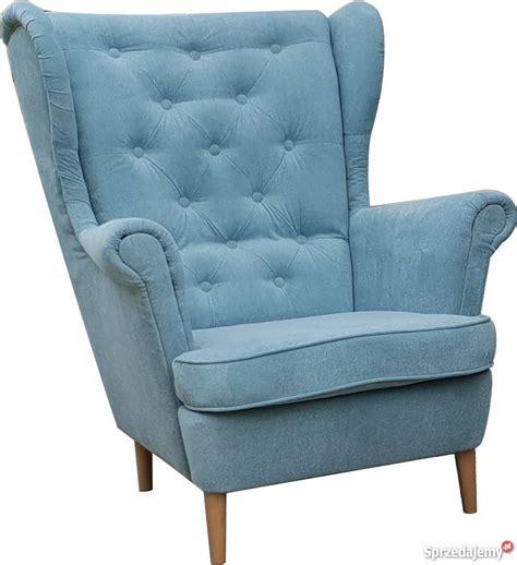 fotel  salonu uszak fotele producent nie ikea krosno
