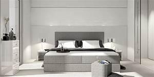 Moderne Nachttische Für Boxspringbetten : boxspringbetten erobern die schlafzimmer ~ Bigdaddyawards.com Haus und Dekorationen