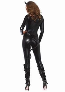 Leg Avenue 83767 Feline Femme Fatale Costume