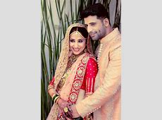 Urmila Matondkar Wedding Reception Pics India TV News