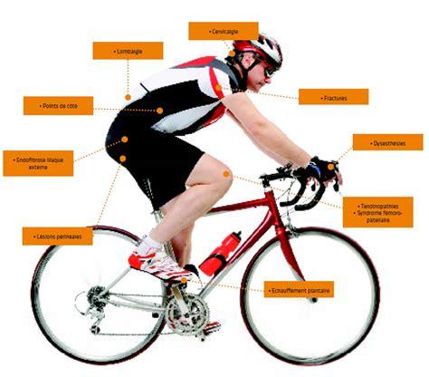 mise au point des technopathies du cycliste