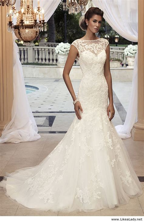 Casablanca Bridal 2110 Wedding The Shape And So In Love