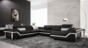 Furniture best leather couch sofa for living room modern for Contemporary leather living room furniture