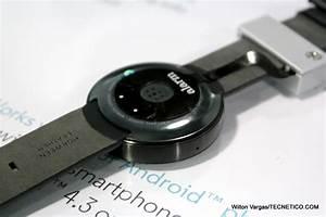En nuestras manos, el reloj inteligente Moto 360 [ FOTOS / VÍDEO ]