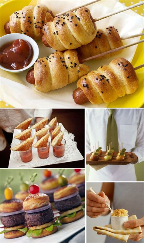 1000+ Ideas About Wedding Finger Foods On Pinterest