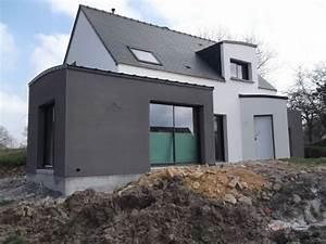couleur crepis maison comment crpir une maison ossature With faire un crepis exterieur