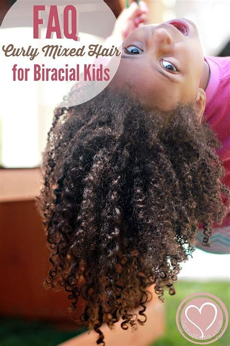 most faq answered curly biracial hair care tips de su