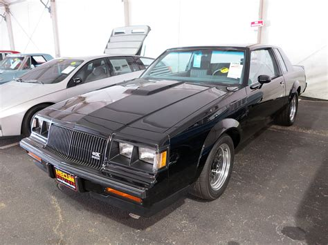 buick gnx buick supercarsnet