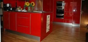 Küche Rot Hochglanz : k che in hochglanz h fele functionality world ~ Yasmunasinghe.com Haus und Dekorationen