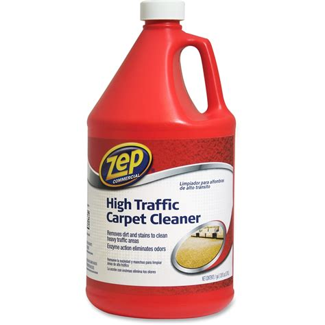 Rug Cleaner Solution by Zep Commercial High Traffic Carpet Cleaner Liquid