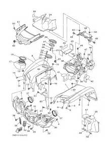 2000 Yamaha Big Bear 350 Wiring Diagram