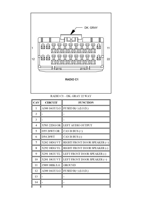 Fuse Panel Diagram 2006 Chrysler 300 by 2005 Chrysler Tc Wire Diagram 2019 Ebook Library