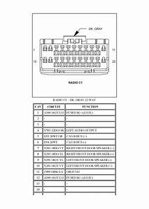30 2006 Chrysler 300 Stereo Wiring Diagram