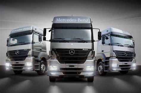 Mercedes Benz Axor 2544 Celebration Series Released