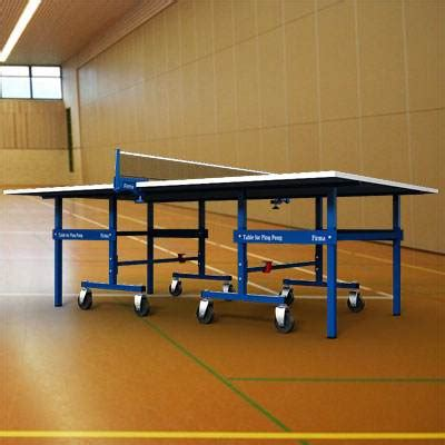 ping pong table surface 3d model ping pong table 49 95 buy download