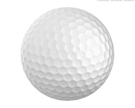Balls Images White Background by Golf Isolated On White Background Psdgraphics