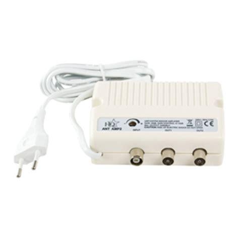 signalverstärker kabel tv 4 fach 8 fach antennenverst 228 rker kabel tv dvb t antennen signal verst 228 rker 25 db ebay