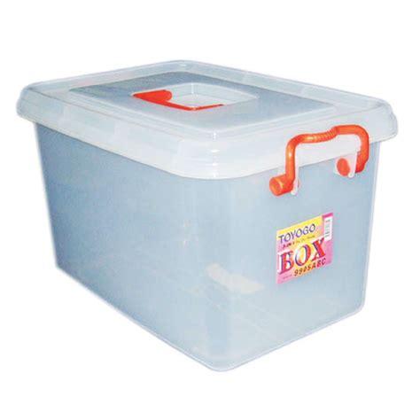 storage box toyogo storage box with cover 38l 9906 storage boxes