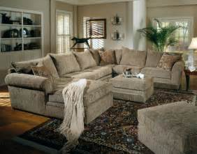 Family Rooms with Sectional Sofas