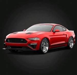 2018 Roush Mustang Specs - LMR.com