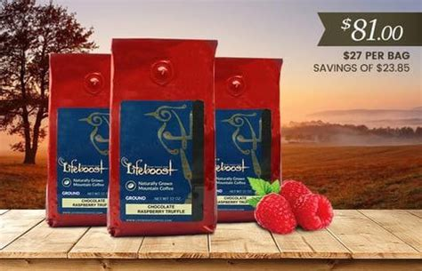 Upgraded reviews scanned the web to find out what real users are saying about lifeboost coffee. Lifeboost Coffee Organic Chocolate Raspberry Truffle ...