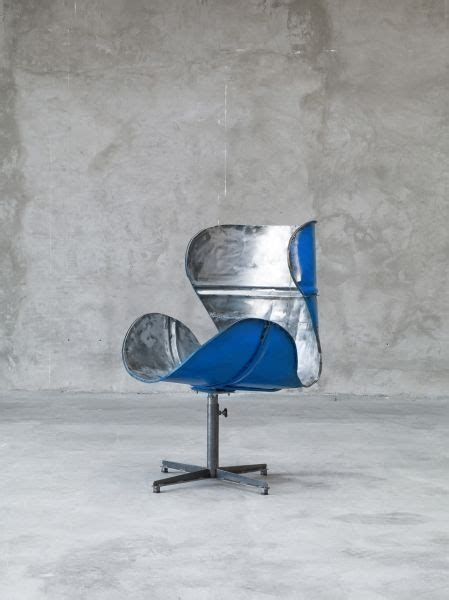 chair    oil drum love  olsson jensen