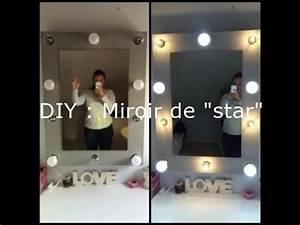 Faire Un Thé Glacé : diy r aliser un miroir de loge youtube ~ Dode.kayakingforconservation.com Idées de Décoration