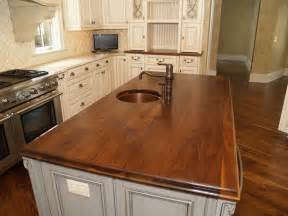 wood countertops solid wood countertops butcherblock