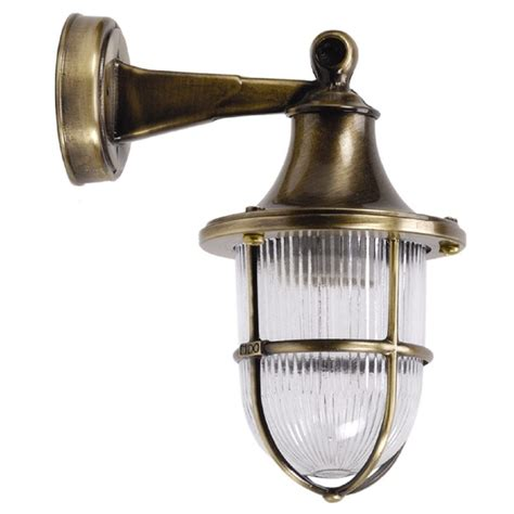 traditional wall lights in brass antique finish art br406