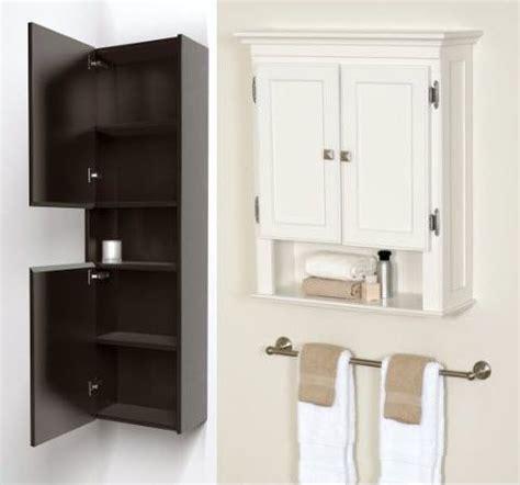 Wall Mount Bathroom Cabinet  Home Furniture Design