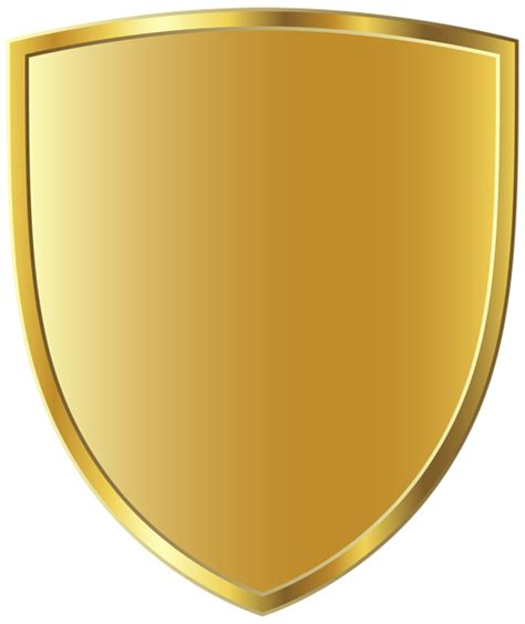 Badge Png by Gold Badge Template Png Clipart Picture Gallery