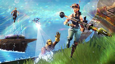 epic games anuncia fortnite  estilo batalha royale