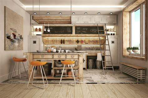 kitchen ideas 32 industrial style kitchens that will make you fall in Industrial