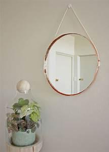 Miroir Rond Cuivre : les 96 meilleures images du tableau chambre rose sur ~ Edinachiropracticcenter.com Idées de Décoration