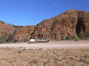 Gammon Ranges National Park SA @ ExplorOz Places