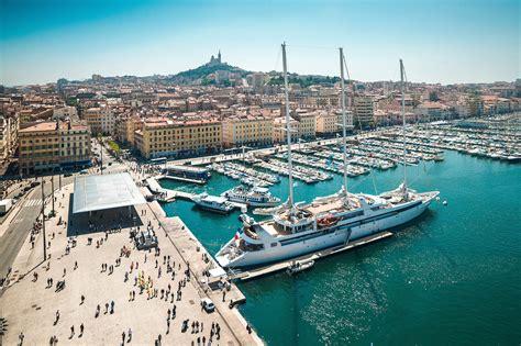 Pavillon Am Alten Hafen Marseille by Bilder Alter Hafen Vieux Port Marseille Frankreich