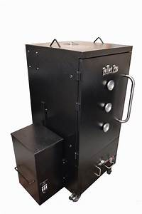 The Pellet Pro U00ae Vertical Double Wall Cabinet Pellet Smoker With Free Cover