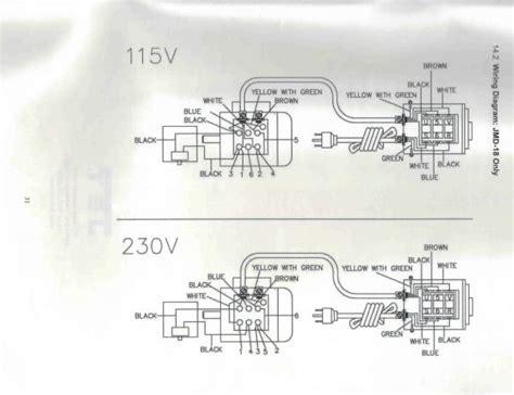 Electric Motor Wiring Diagram Doityourself Community